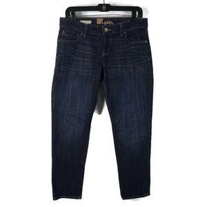 KUT From The Kloth Catherine Boyfriend Jeans sz 6P
